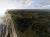 2 - Aerial Photo of Matagorda Bay Coastline, Forests and Wetlands at Powderhorn Ranch