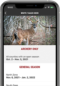 App outdoor annual tpwd for Texas hunting and fishing license