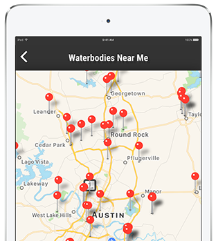 App outdoor annual tpwd for Texas fishing bag limits