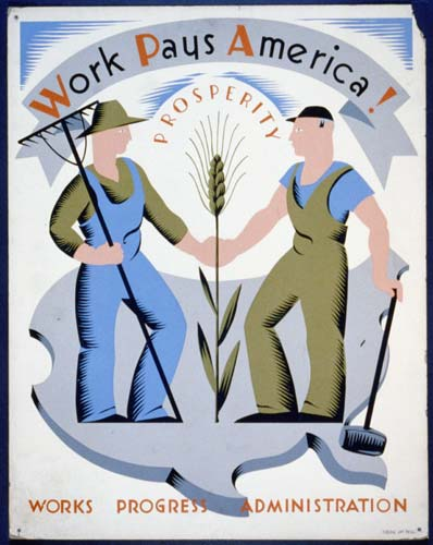 apsummer / WPA in the 1930s-2011