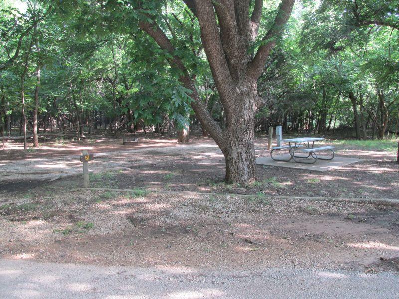 Brushy Trail Site #51