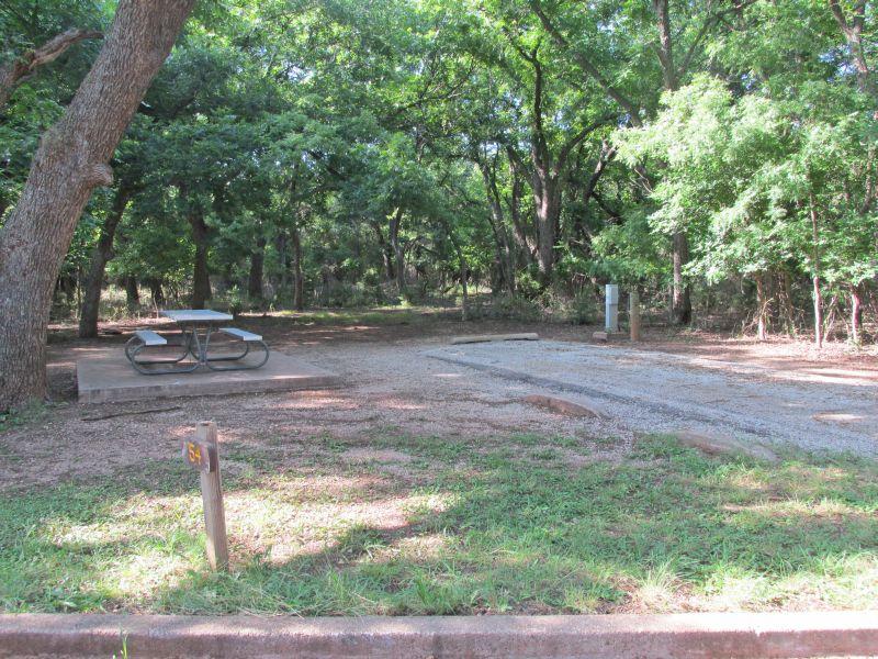 Brushy Trail Site #54