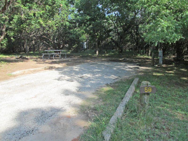 Brushy Trail Site #59