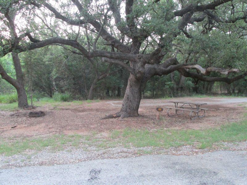 Oak Grove Site #88
