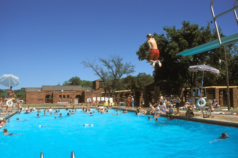 Abilene State Park Pool Fee 13 Years And Older Texas Parks Wildlife Department