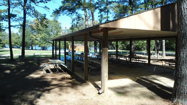 Atlanta State Park Pavilion — Texas Parks & Wildlife ...