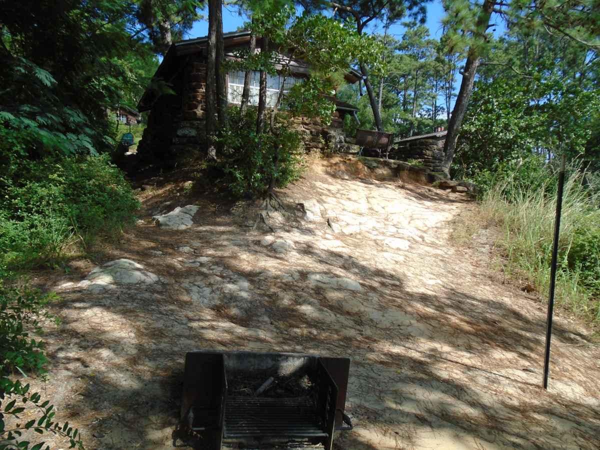 Bastrop State Park Cabin 1 Quot Sam Houston Quot Texas Parks