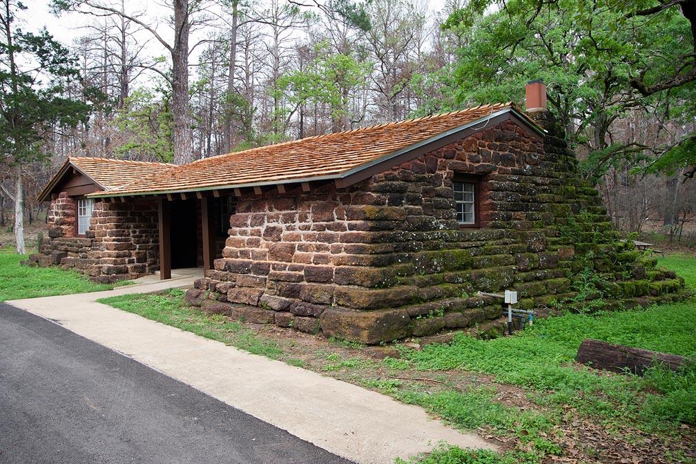 Bastrop State Park Cabin 14 Ada Accessible Texas