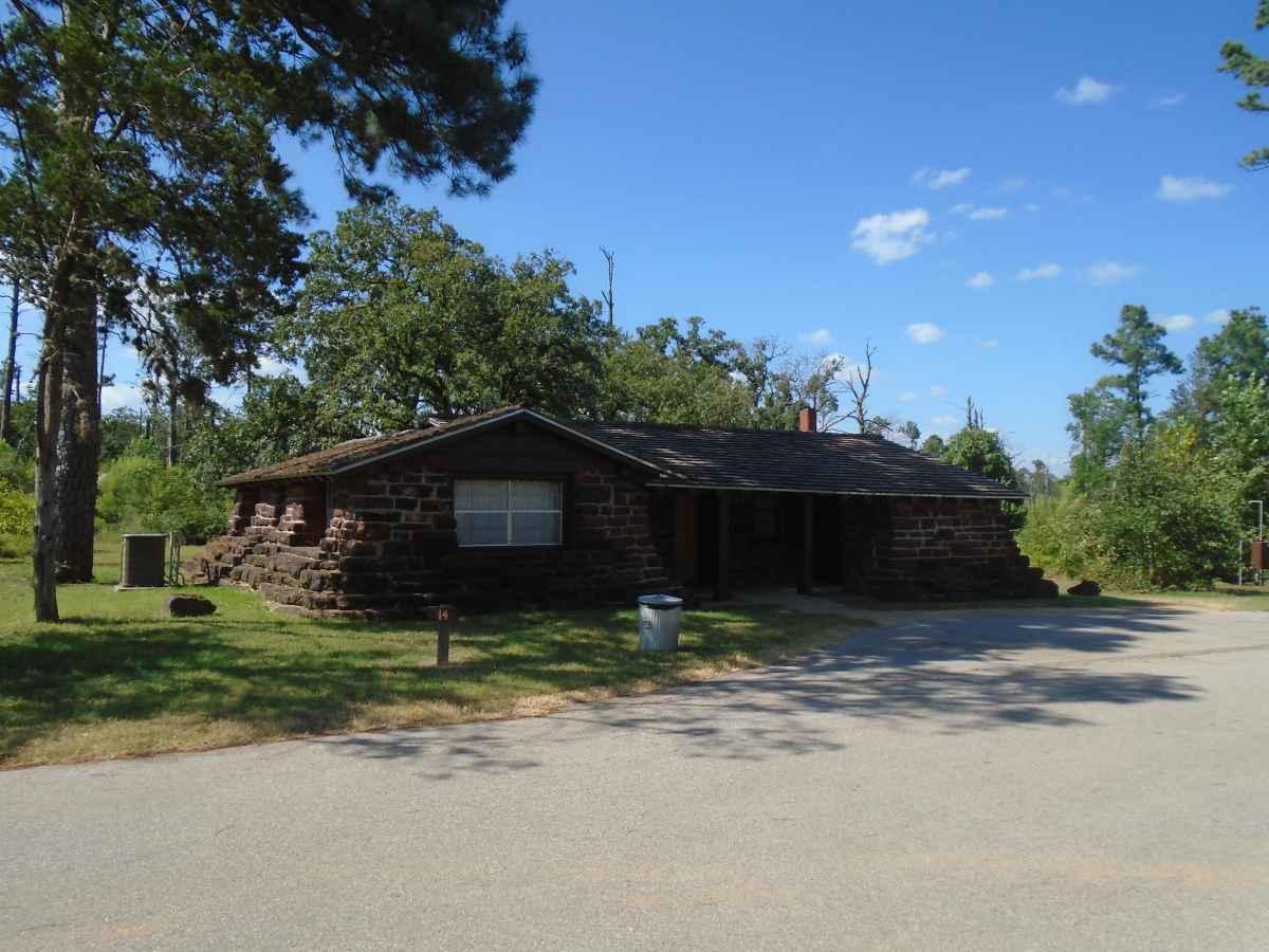 Cabin 14.