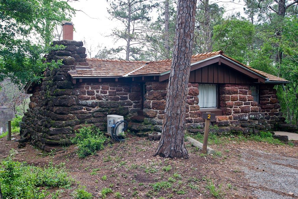 Bastrop State Park Cabin 2 Texas Parks Amp Wildlife