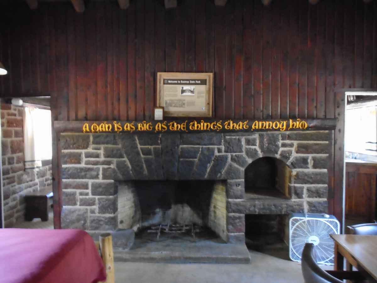Bastrop State Park Cabin 3 Quot William B Travis Quot Texas