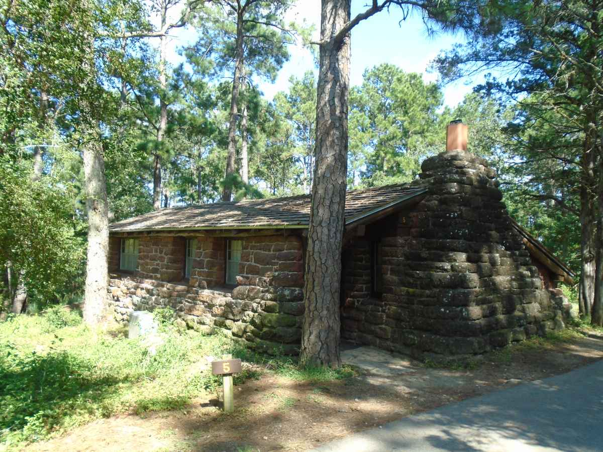 Bastrop State Park Cabin 5 Texas Parks Amp Wildlife