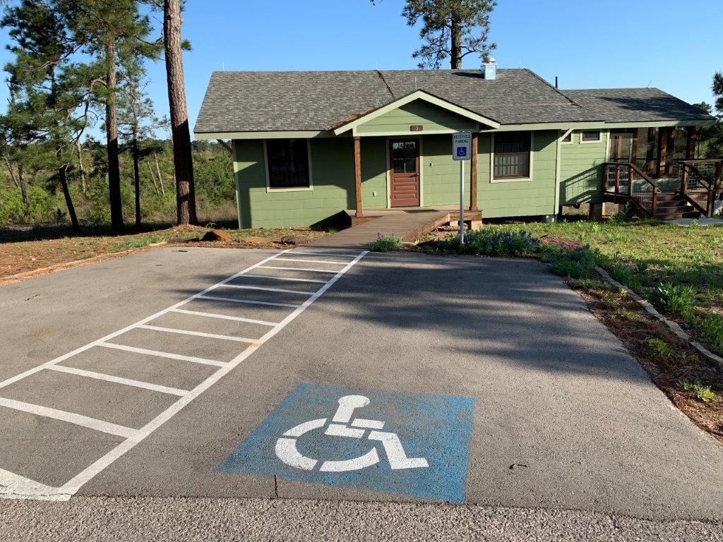 Dorm 3, all dorms have ADA access.
