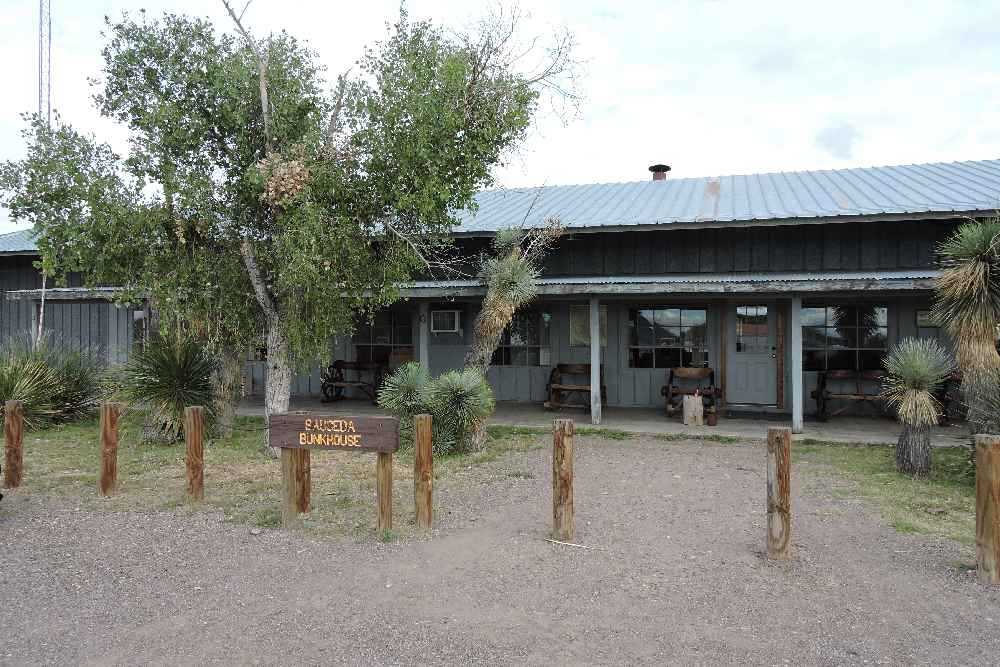 Big Bend Ranch State Park Single Bed Lodging Bunkhouse