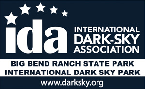 graphic Dark Sky Park logo