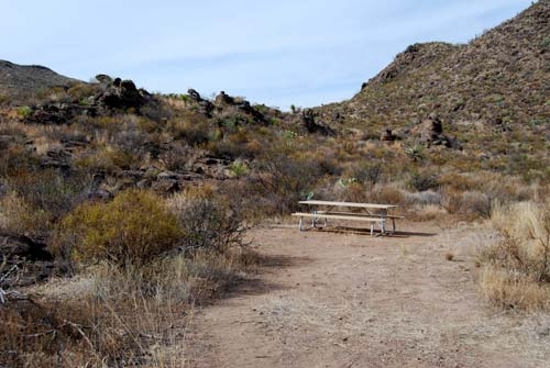 Big Bend Ranch State Park Mexicano Texas Parks
