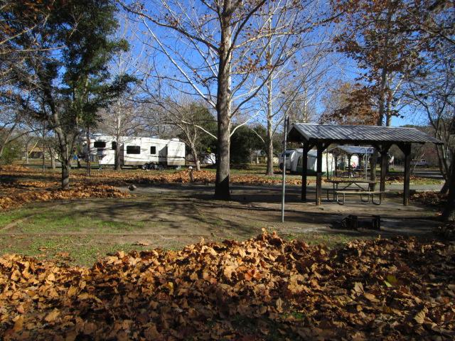 Full Hookup Campsites California