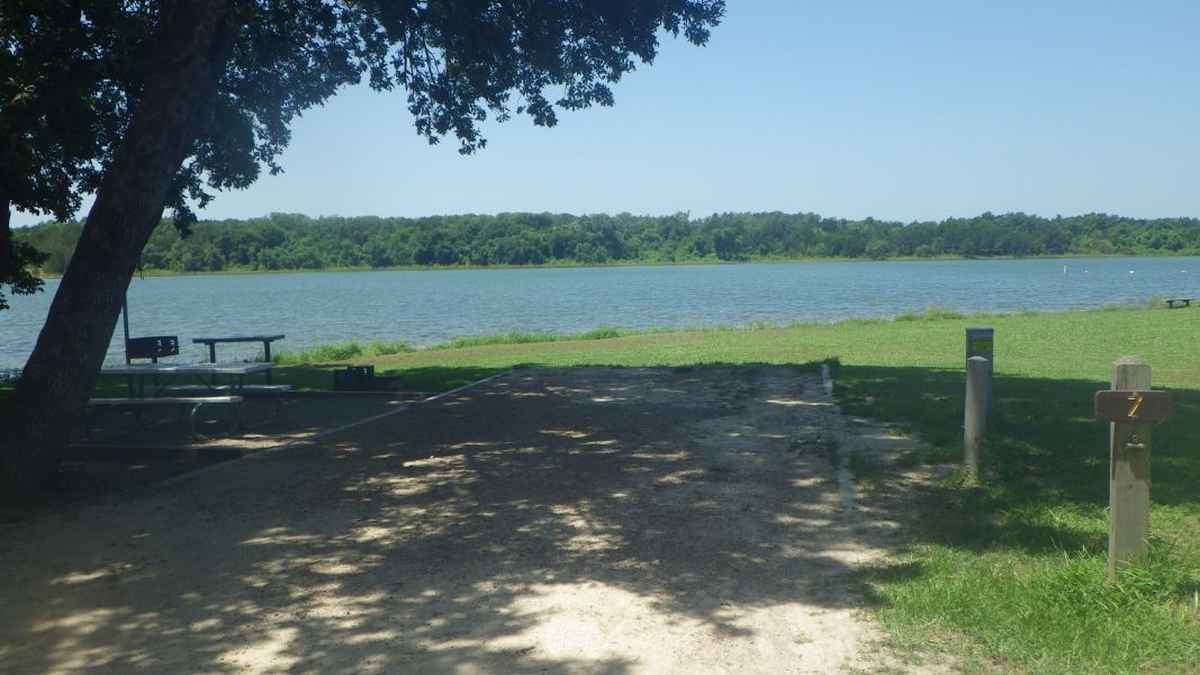 bonham state park campsites with electricity  u2014 texas parks