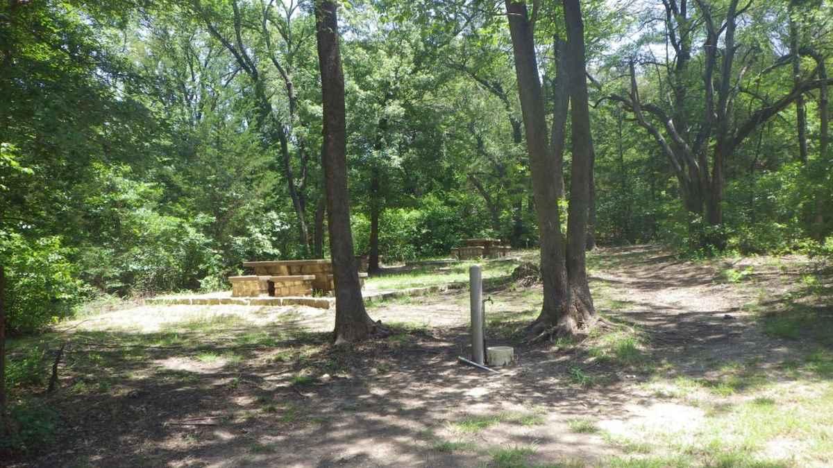 Bonham State Park Group Camp — Texas Parks & Wildlife ...