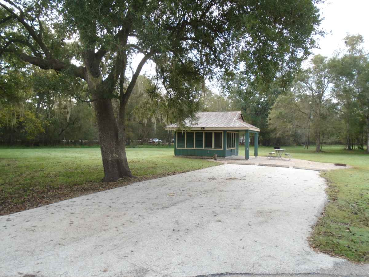 Brazos Bend State Park Screened Shelters Texas Parks