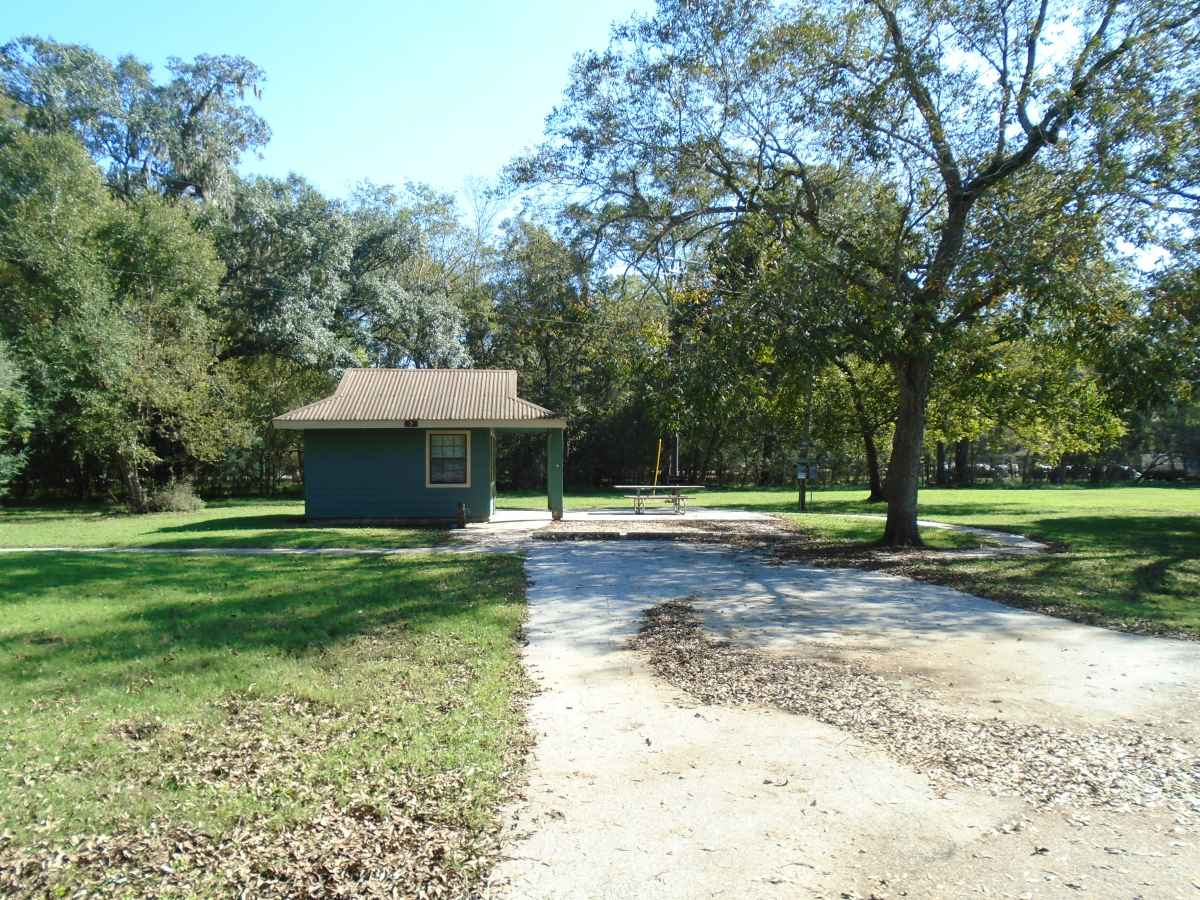Brazos Bend State Park Cabin Without Bathroom Texas