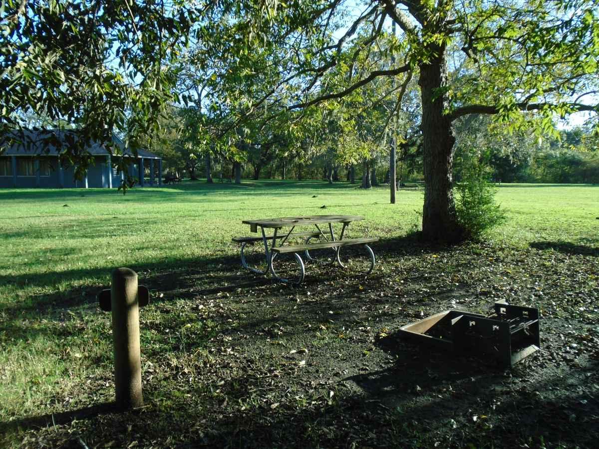 Premium Primitive Campsite #3.