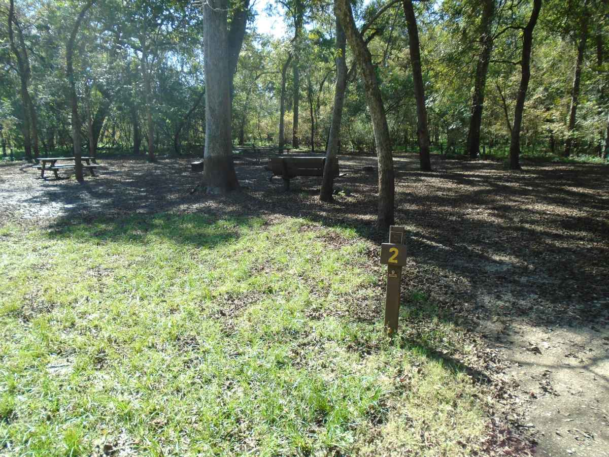 Youth Group Camping Area (32-person) - Site #2