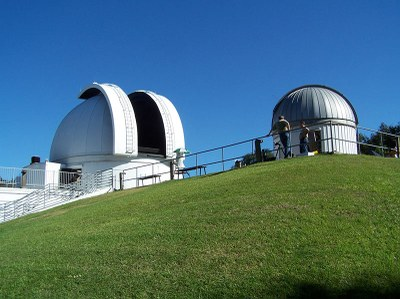 Photo of George Observatory in daytime
