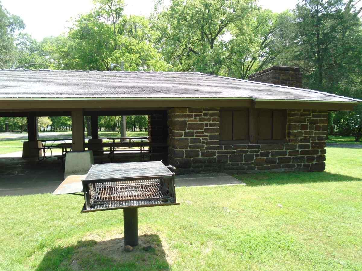 Buescher State Park Pavilion Texas Parks Amp Wildlife
