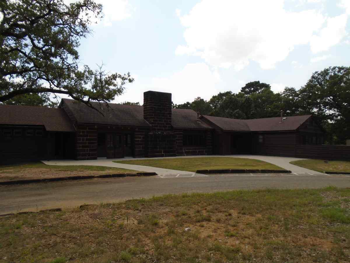 The Group Recreation Hall.