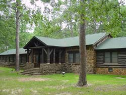 Caddo Lake State Park Group Hall With Kitchen Texas
