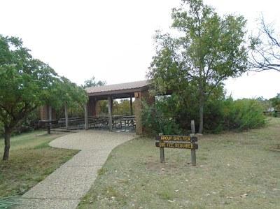 The Lake Theo Pavilion