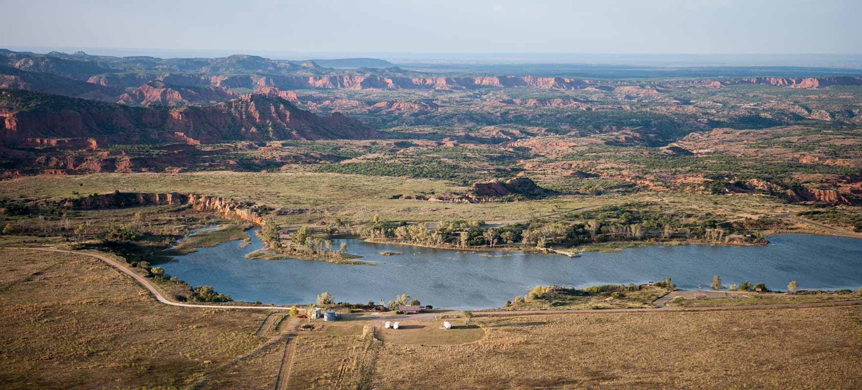 Caprock Canyons State Park Amp Trailway Texas Parks