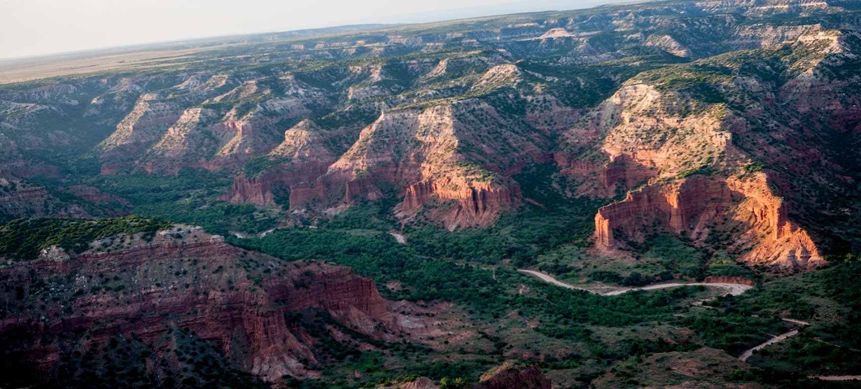 Caprock Canyons State Park amp Trailway Nature Texas Parks