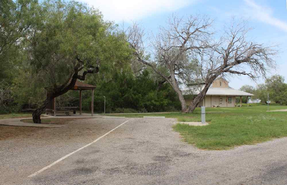 Choke Canyon State Park Campsites With Electricity Texas