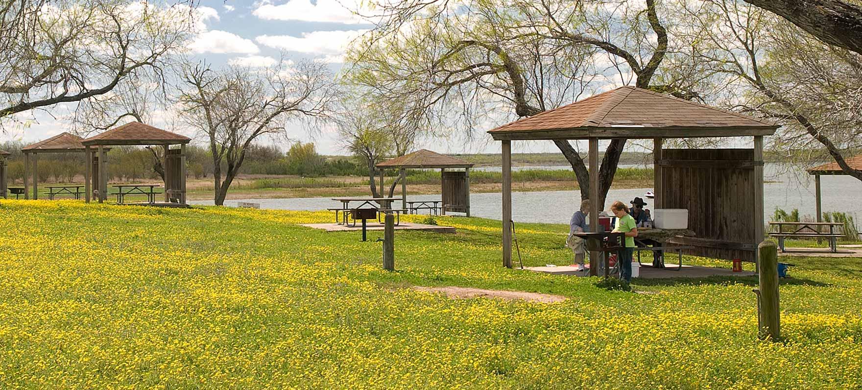 Choke Canyon State Park Map Choke Canyon State Park CHOKE CANYON DAY USE_7527. — Texas