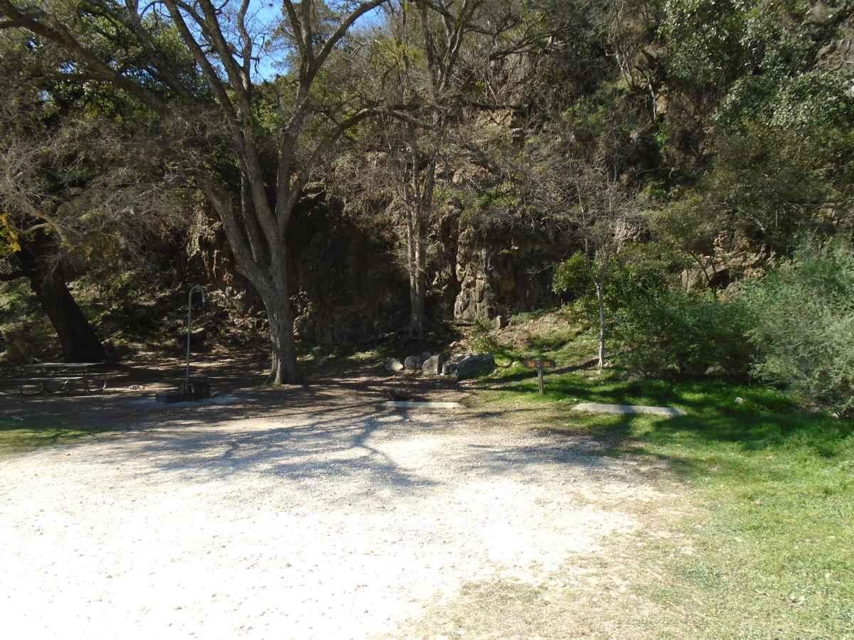 Colorado Bend State Park Primitive Campsites Drive Up Texas Parks Wildlife Department