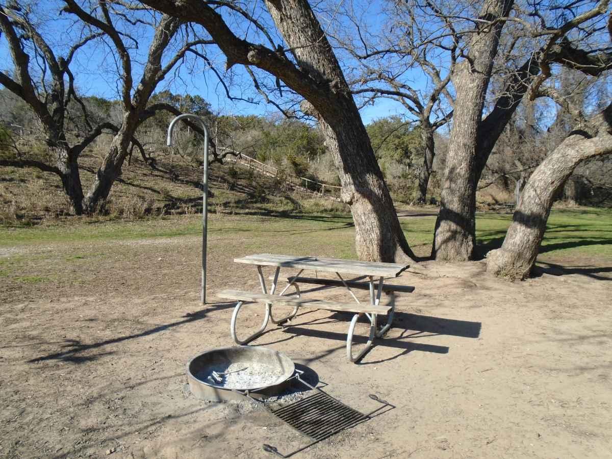 Walk-in Basic Campsite 5.