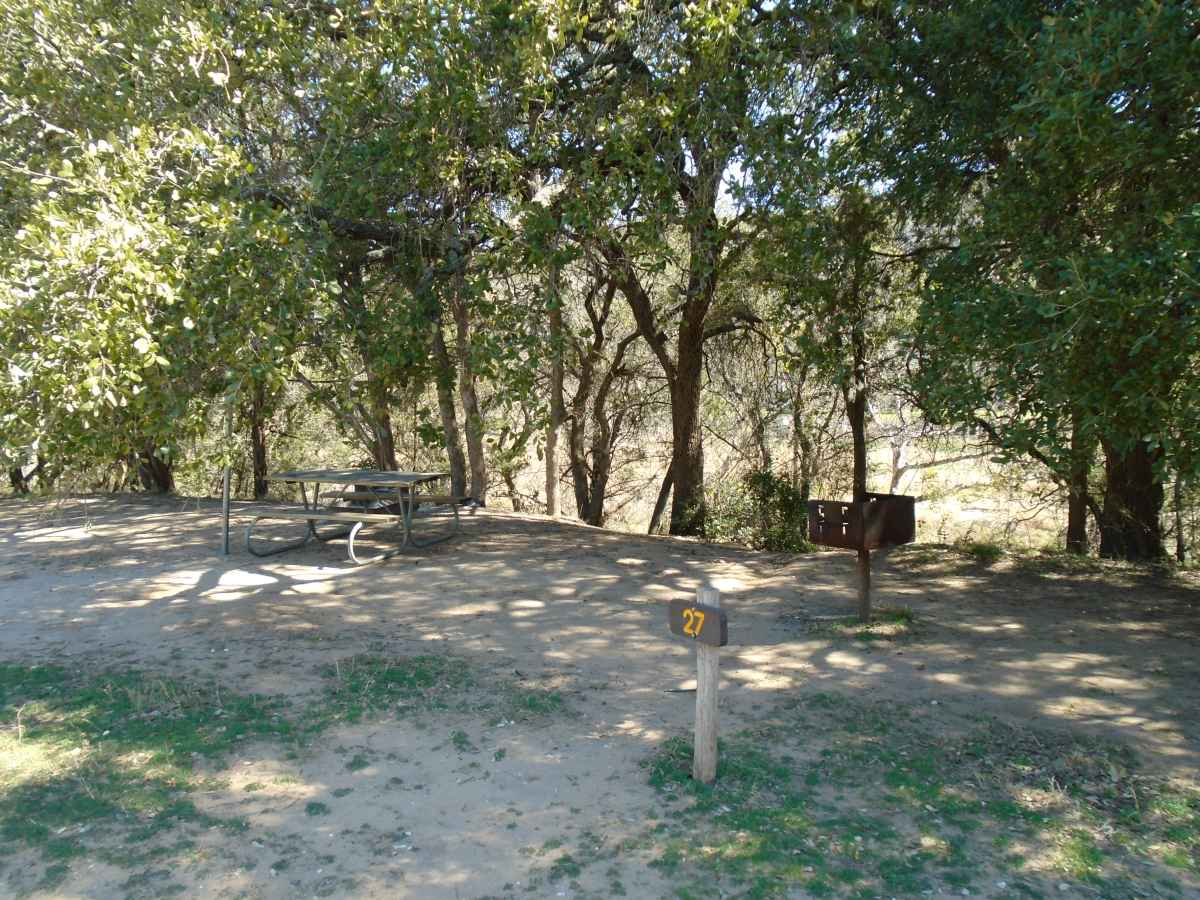 Walk-in Basic Campsite 27.