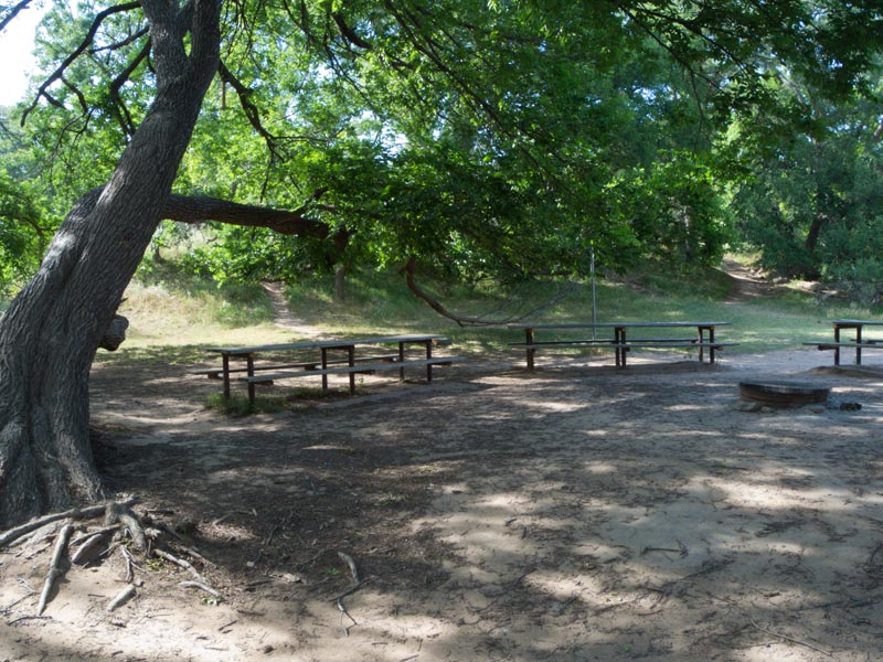 Colorado Bend State Park River Area Group Primitive