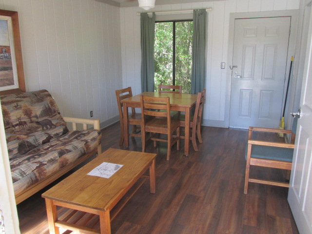 Cooper Lake State Park Cabins 6 Persons South Sulphur