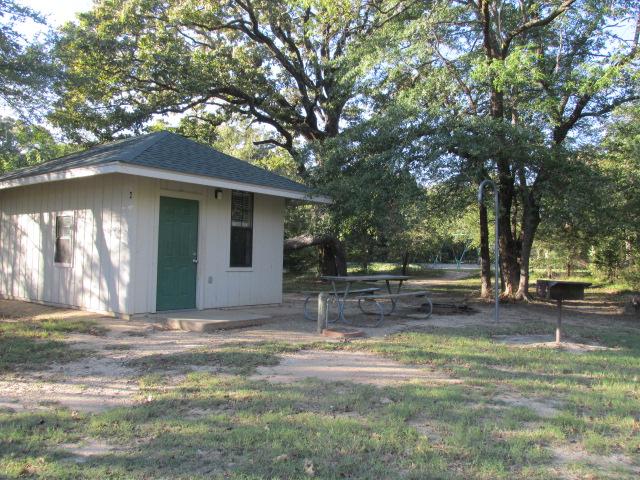 Cooper Lake State Park Cabin 5 Person Doctors Creek