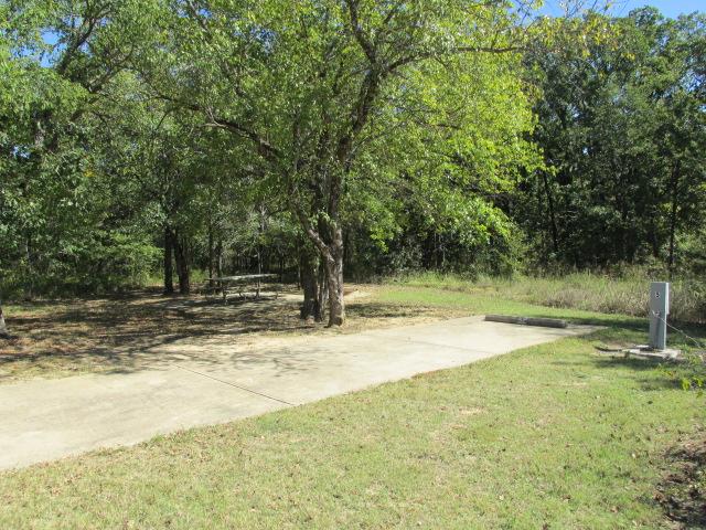 Site #5, Bright Star Camping Area