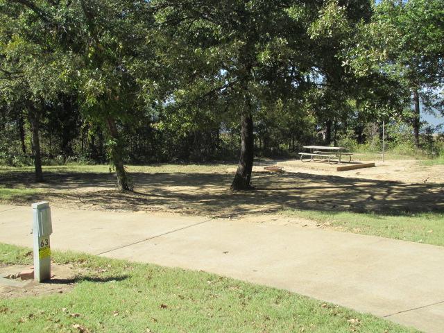 Site #63, Deer Haven Camping Area