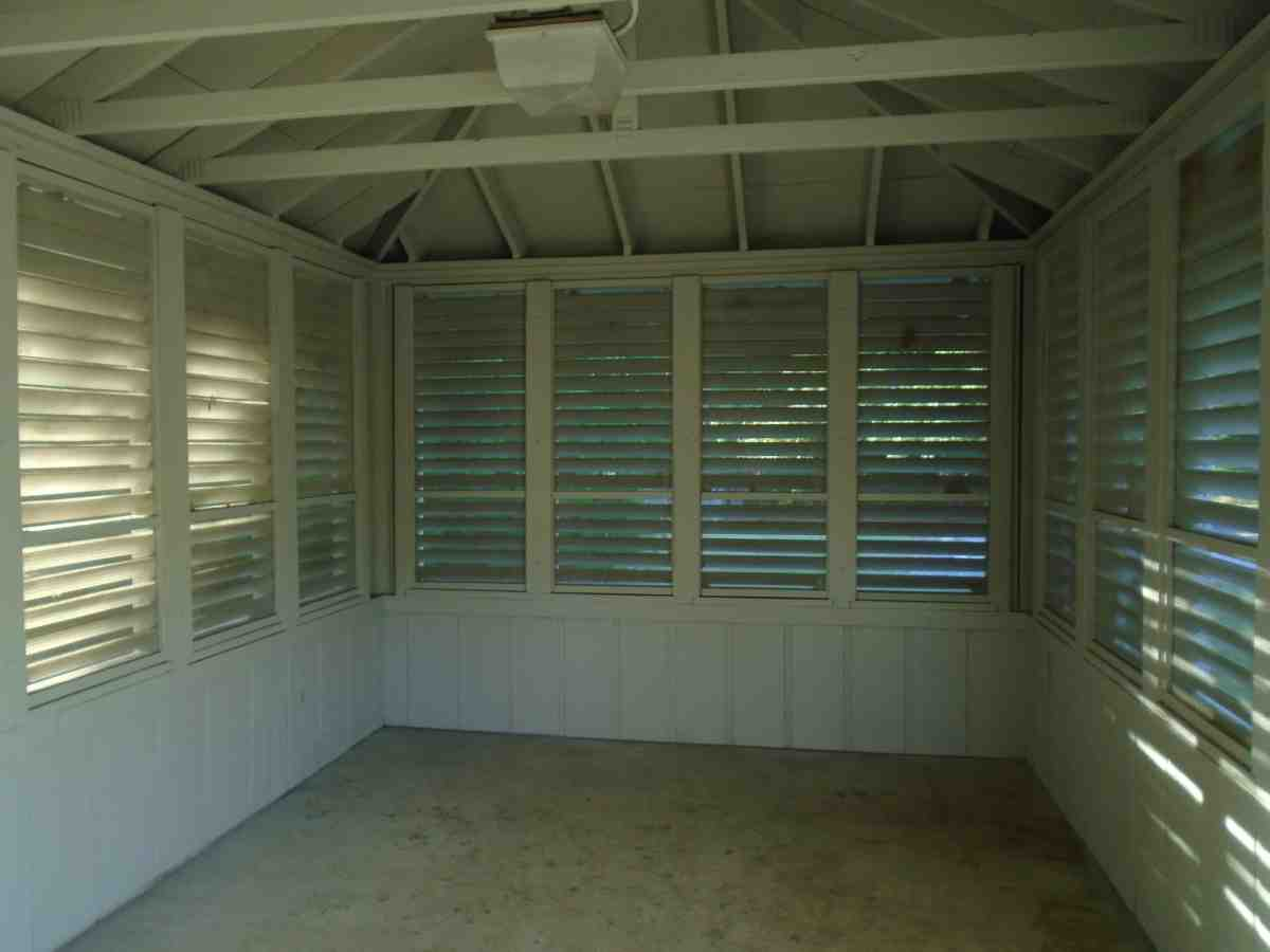 Cooper Lake State Park Screened Shelters South Sulphur