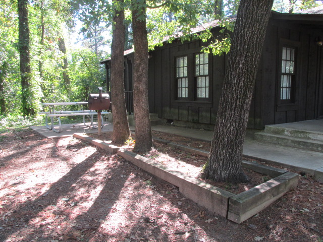 Daingerfield State Park Cabin Four Person Texas Parks