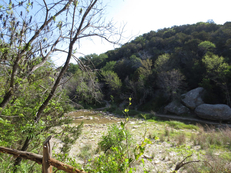 Dinosaur Valley State Park Primitive Campsites (Hike-in