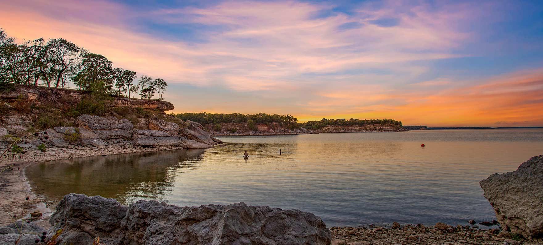 Eisenhower State Park Texas Parks Amp Wildlife Department