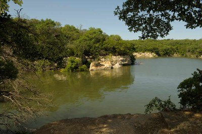 Cove of Lake Texoma