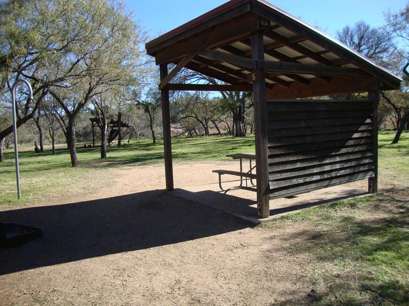 Walk-in Campsite #5